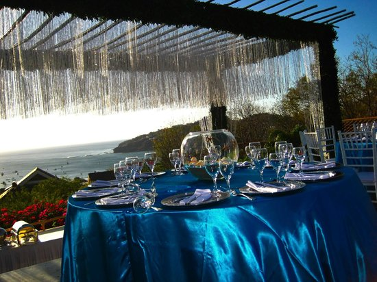 Pelican Eyes Resort & Spa: View from your Wedding Setting