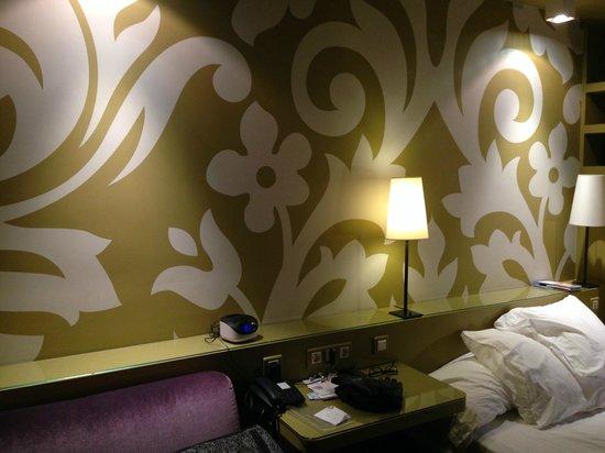Gardette Park Hotel : Habitación