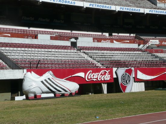Museo River Plate: Estadio Monumental - River Plate