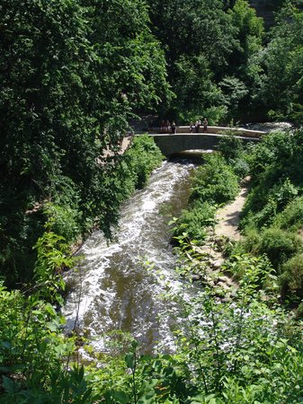 Minnehaha Park: waterfalls