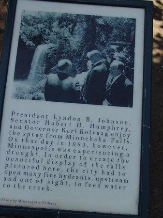Minnehaha Park: A bit of history