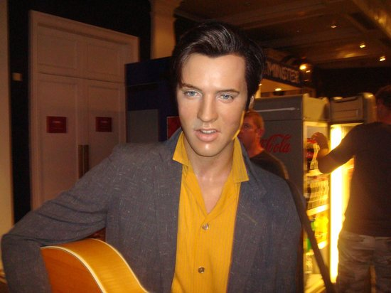 Madame Tussauds London : Elvis