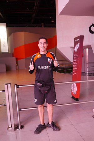 Museo River Plate: Estadio Monumental - River Plate the guide