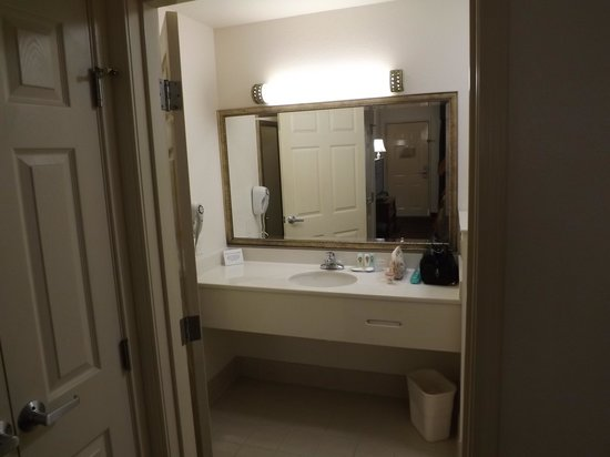 Quality Inn & Suites Biltmore East: Bath 2