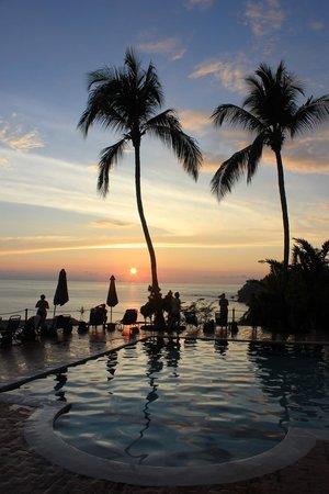 Hotel Costa Verde: Vistas desde la piscina