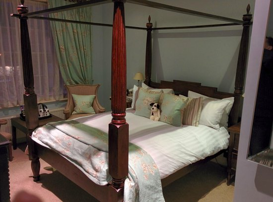 Stanwell House Hotel: Our room no. 23