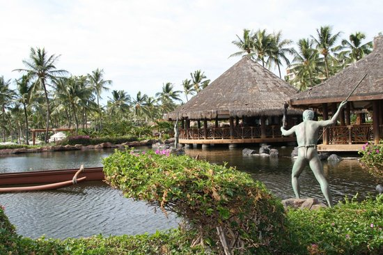 Grand Wailea - A Waldorf Astoria Resort: Restaurant Humuhumunukunukuaupua'a