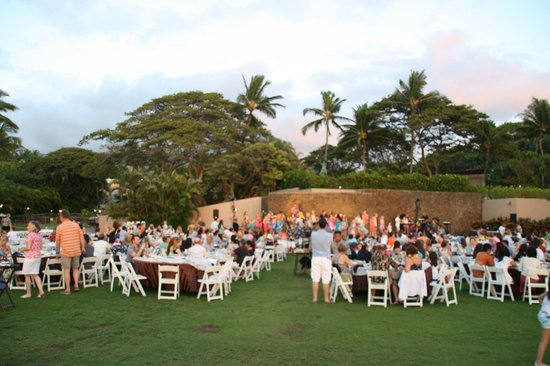 Grand Wailea - A Waldorf Astoria Resort: Grand Luau