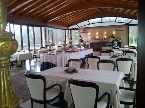 Hotel Monastero: sala