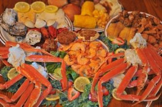 Seafood Restaurants Preston