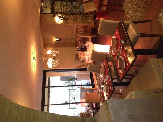 Restaurant fred : Interieur