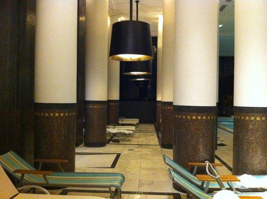 Hôtel Barrière Le Grand Hôtel: Spa (superbe!)
