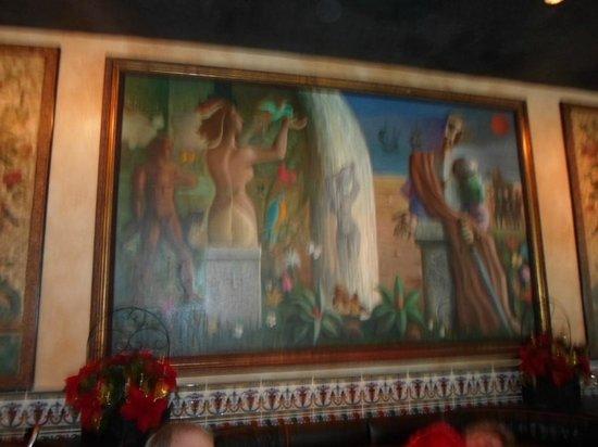 Columbia: Painting