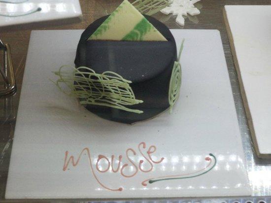 Senor Sweets : mousse