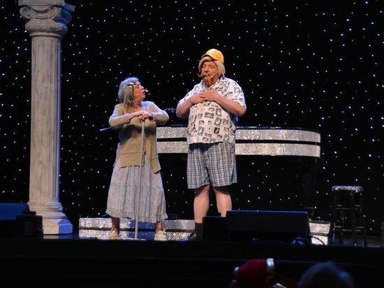 Blackwoods Morning Variety Show: Marti & Bob Hamill