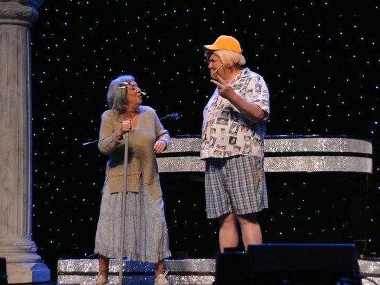 Blackwoods Morning Variety Show: Bob & Marti Hamill
