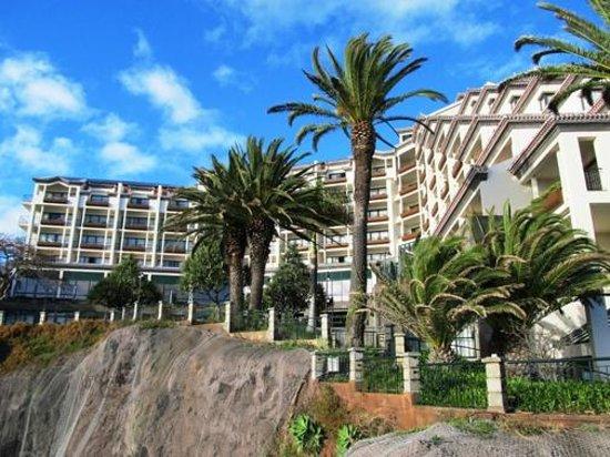 Hotel The Cliff Bay: Hotel garden