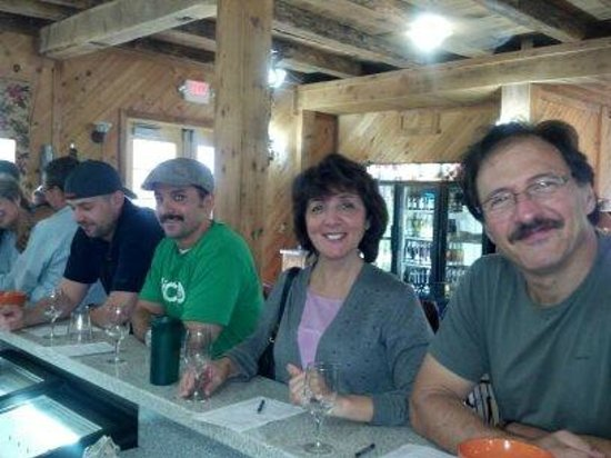 Vino 301 Wine Concierge - Tours : Mountainview Region - Vino 301 guests enjoying a tasting