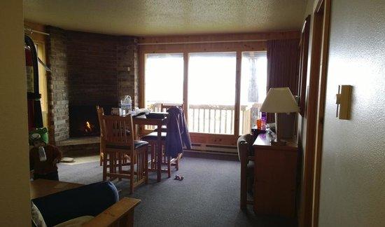 Kalaloch Lodge: Living room