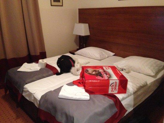 Ivbergs Hotel Charlottenburg : Double room
