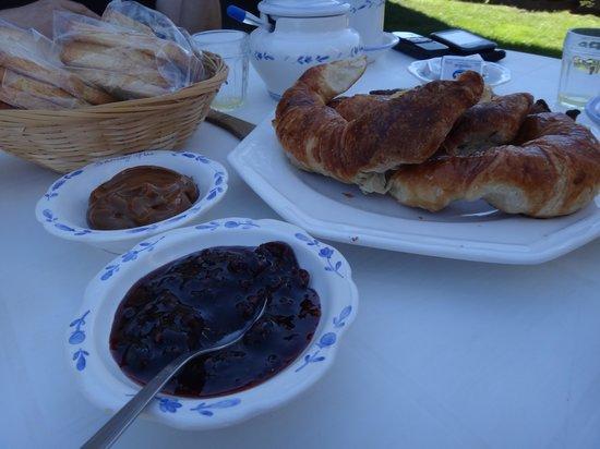 Apart Samay Hue Bungalows: Desayunos con dulces y budines caseros