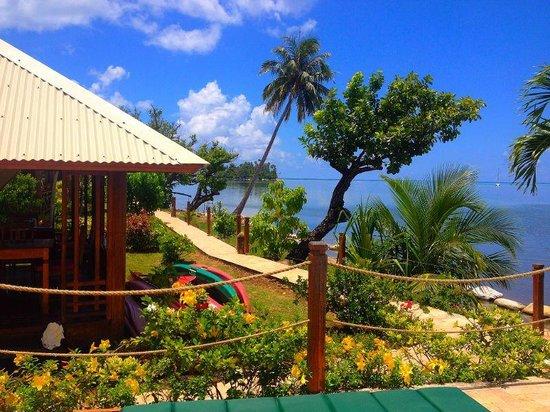 Family Hotel Fare Vai Nui: bungalows