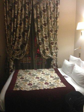 Hotel Regent's Garden: room