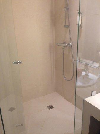 Hotel Regent's Garden : shower