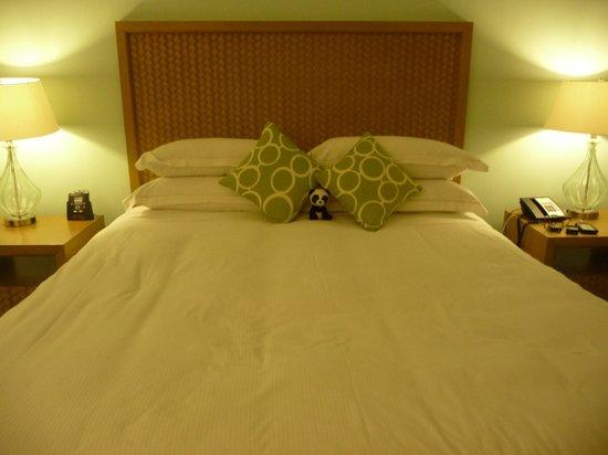 Hilton Curacao : King Bed