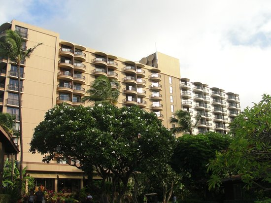 Royal Lahaina Resort : Tower
