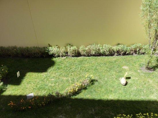 Casa Andina Premium Cusco : Jardim