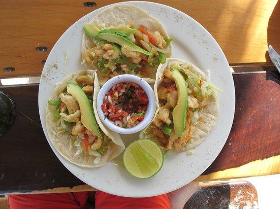Suenos Tulum: Fish Tacos