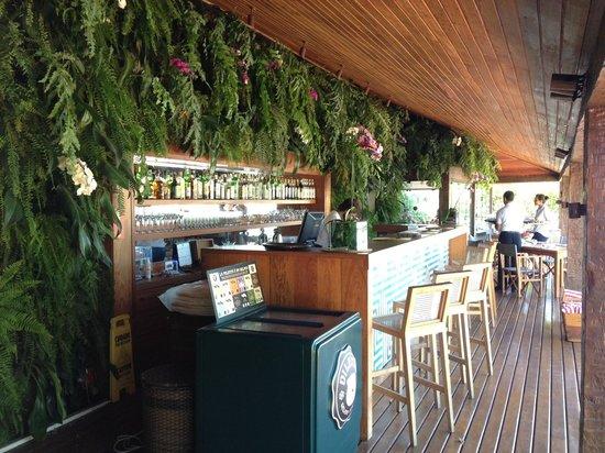 Insolito Boutique Hotel: Bar