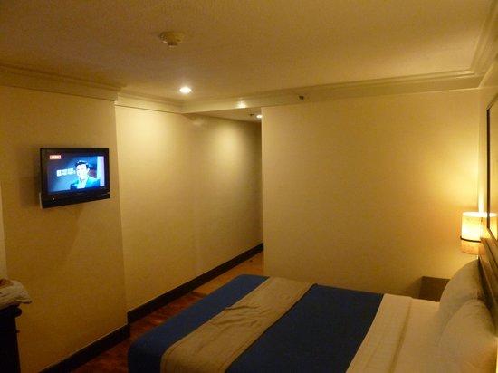 Fersal Hotel Diliman : Queen Room