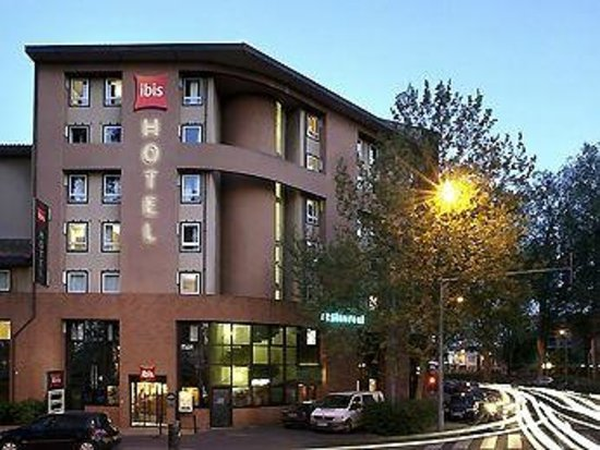Box doccia picture of ibis toulouse ponts jumeaux for Hotels toulouse