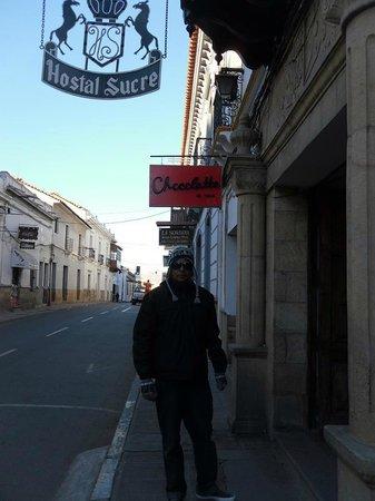 Hostal Sucre : Sucre