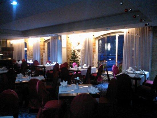 Metropol Hotel: Restaurant Berlin