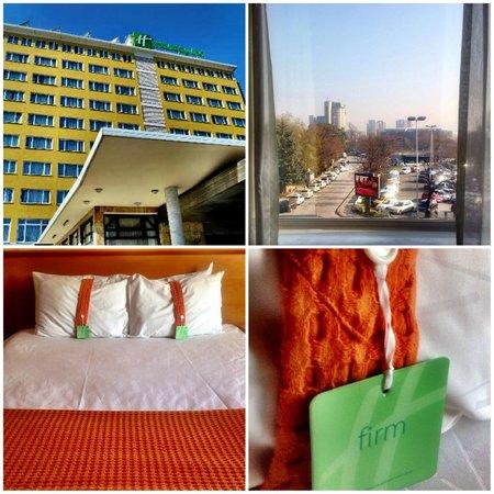 Holiday Inn - Skopje: My Crib