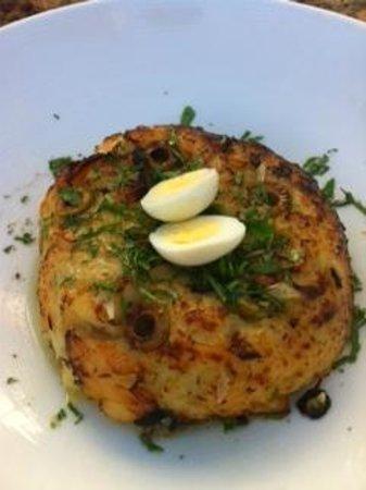 LaSalette Restaurant: BACALHAU no FORNO - hit the spot