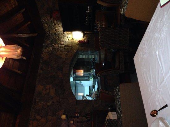 Hotel Boutique & Villas Oasis Casa Vieja: Cucina a vista alla casa vieja