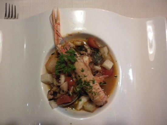 Ristorante Da Mario Alla Fava : Seafood soup