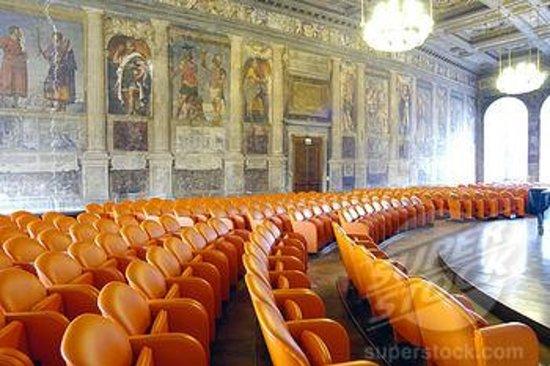 Sala dei Giganti: interno 1