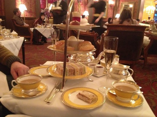 The Goring: the tea