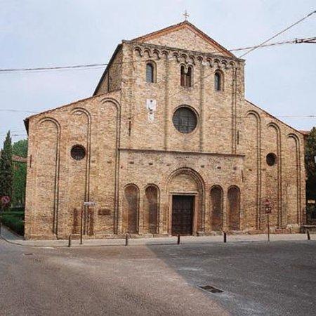 Chiesa di Santa Sofia: external view