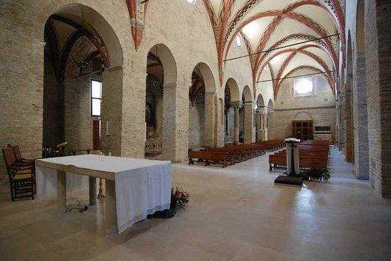 Chiesa di Santa Sofia: interno