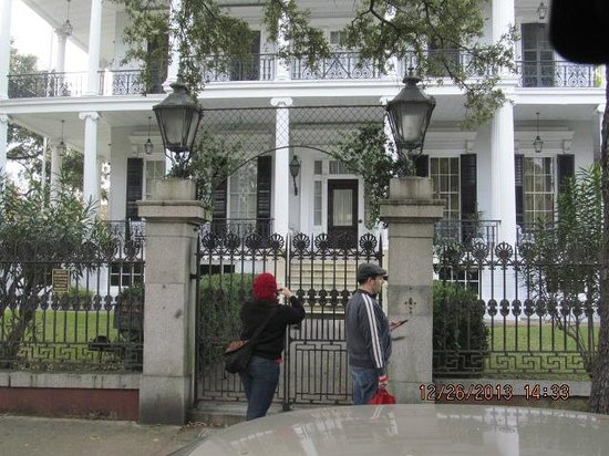 American Horror Story Coven The House Picture Of Original New Orleans Movie Tv Tours Tripadvisor