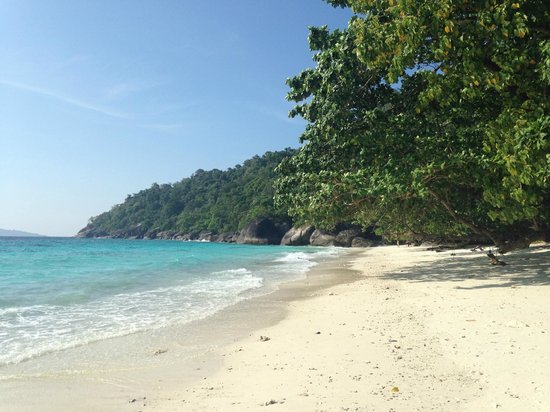 """Dive The World: beaches for """"beach time"""" after first morning dive"""