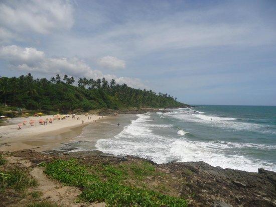 Praia da Tiririca: IFR