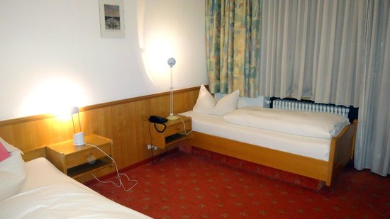 Schwangauer Hof Hotel: Quarto
