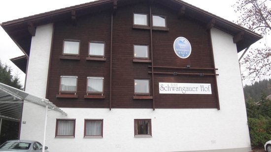 Schwangauer Hof Hotel: Fachada do hotel